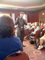 Wolverine Vic Mignogna by wolfen-ways