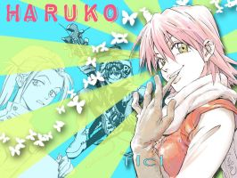 Here's...Haruko by getdizzy