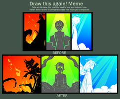 Draw it Again Meme by andalsopineapples