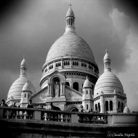 Sacre Coeur by neverdeadnoralive