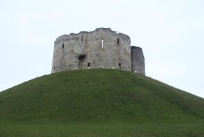 Clifford's Tower by CanisDiabolos