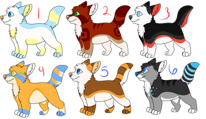 NYOP Corgi Adopts CLOSED by DeadOnContact