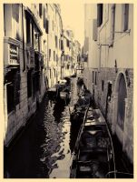 Lovers in Venezia by SliMBdF
