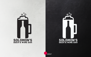 SOLOMON'S logo by ImPact-Design