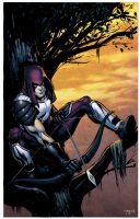 Zartan... not Spartan by spidermanfan2099