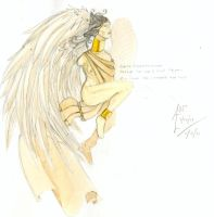 Harpy by Luvcnkll