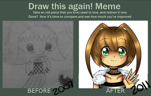 Draw This Again Meme by Breisanerd