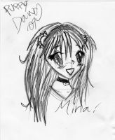 Human Mina doodle by Assistant-Puppy-Dawg