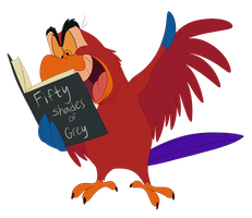 Fifty shades of Iago by Frozenspots