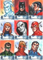 DC NEW 52 Cards 02 by RyanKinnaird