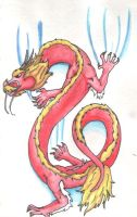 Chinese Dragon by Arlandria83
