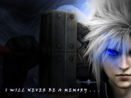 I Will Never Be A Memory . . . by The-Nelo-Angelo