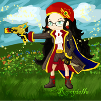 Maplestory: Roxyielle the Corsair by Roxyielle