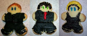 Green Day Cookies by AcanyaHelke