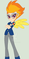 Human Uniform Spitfire by CutieStyle