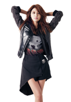 Sooyoung | Png 02 by lillullabyblue