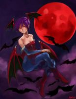 Darkstalkers - Lilith by ren3
