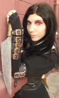 Alice Madness Returns Cosplay The face of madness by LiryoVioleta