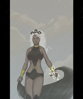 X-Men: Storm by toy-car
