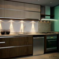 Oliveira Kitchen (Front) by vonthorr