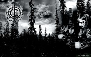 Carpathian Forest by nosve