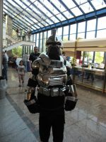 Cylon Centurion by SciFiRocker