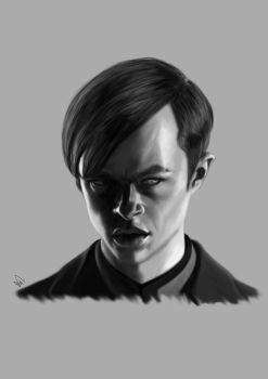 Harry Osborn by DaVinci-MeeDoo