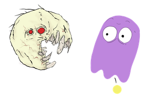 Ghost poopies by munson2099
