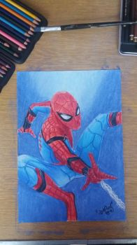 Spider-Man (Homecoming) by DanloS