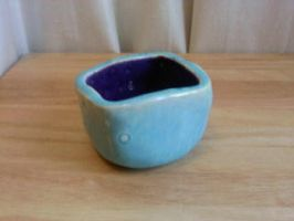 Sarai's Ceramics - Japanese Tea Bowl by SaraiS23