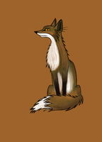 A fox... or something by SouthclawJK