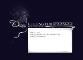 DJ-Hostings by dj-designs