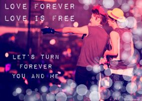 Love is free - Eunhae - by Heedictated