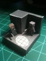 Silent Hill Papercraft by Dreamparacite