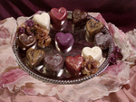 Chcolate Covered Petit Fours-1 by MorganCrone