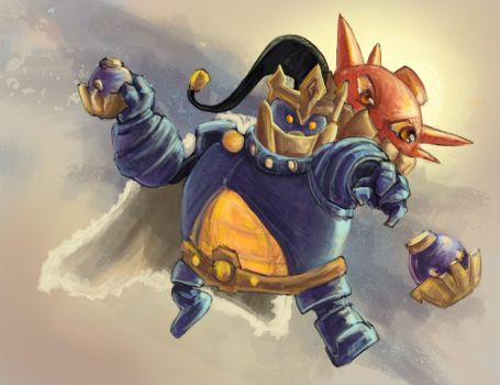 Bomb King by BeexD