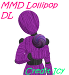 MMD Lollipop DL by IcyBreeze8