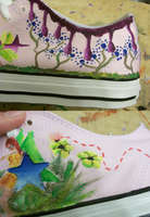 Fairy Shoes- Details by Night-Sky13