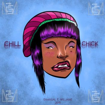 Chill Chick by EMAN97