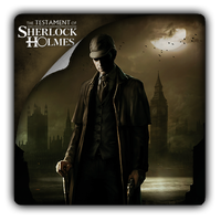The Testament Of Sherlock Holmes icon by Themx141