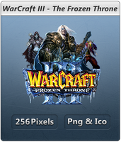 WarCraft3 Frozen Throne - Icon by Crussong
