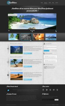 NewWave - WordPress Theme by JeremDsgn