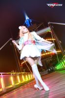 Sheryl Nome Universal Bunny in White Bunny 02 by multipack223