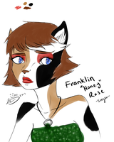 Franklin 'Honey' Rose by my-name-is-totoro