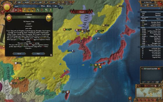 The Rising Sun Rising on the Chinese by Stratocracy