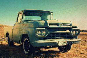 Sixty Ford by redcad64