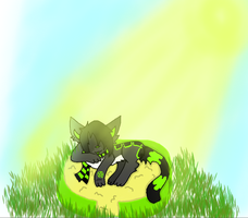 .:AT:. Let me lie in grass by TwistedReaper22