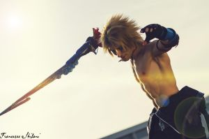 Tidus - Final Fantasy Dissidia 012 ''Spiral Cut!'' by pchanFM