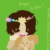 Happy Easter! by AskHRExChibitalia
