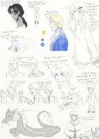 Hetalia: Pointless Dump by ExclusivelyHetalia